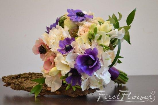 Buchete Mireasa Si Nasa First Flower