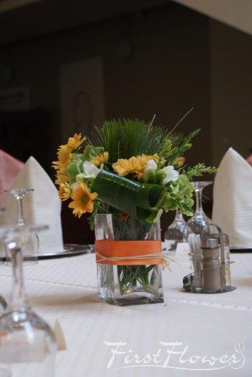 Decor sala nunta restaurant mc monis in nuante de