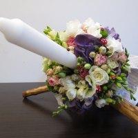 Lumanari Botez 150 Ron First Flower